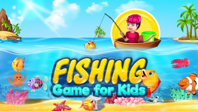 Fisher Man Fishing Game screenshot 1