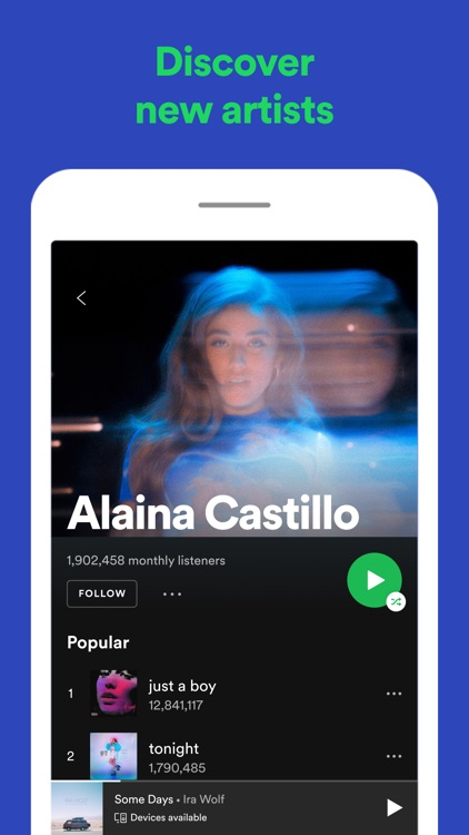 Spotify: Discover new music screenshot-3