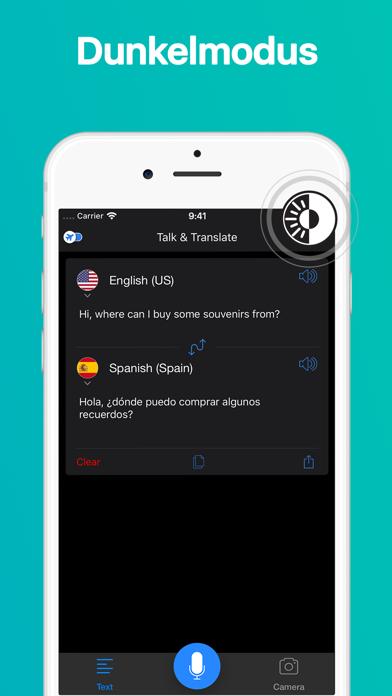 messages.download Talk & Translate software