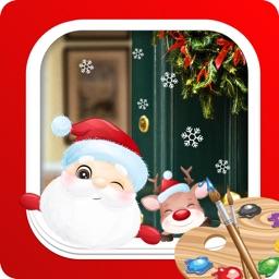 Catch Santa in My House Photos