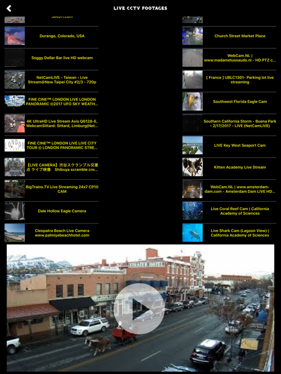 CCTV LIVE Camera Footage screenshot 4