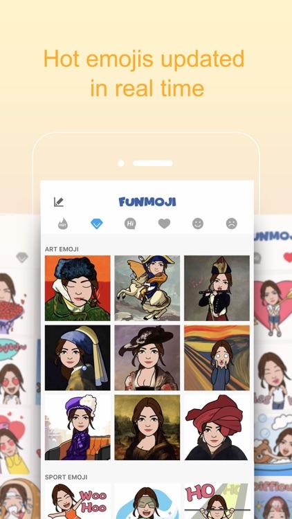 FUNmoji - Customized Avatar!