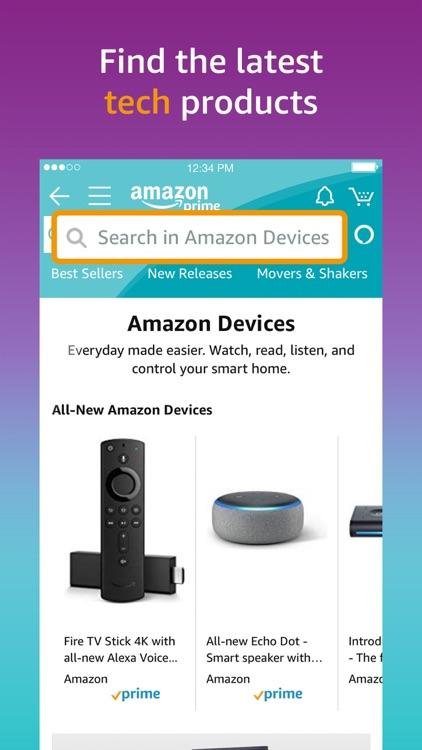 Amazon - Shopping made easy screenshot-7