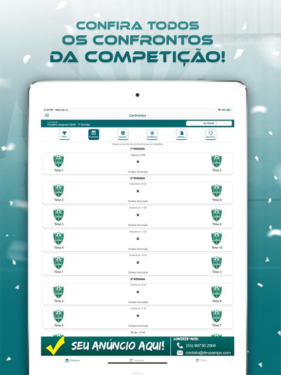 Citadino Alegrete screenshot 8