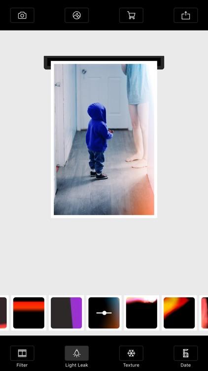 FilmCam - Glitch Art Retouch screenshot-6