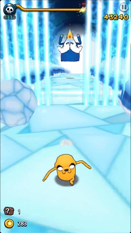Adventure Time Run screenshot-5
