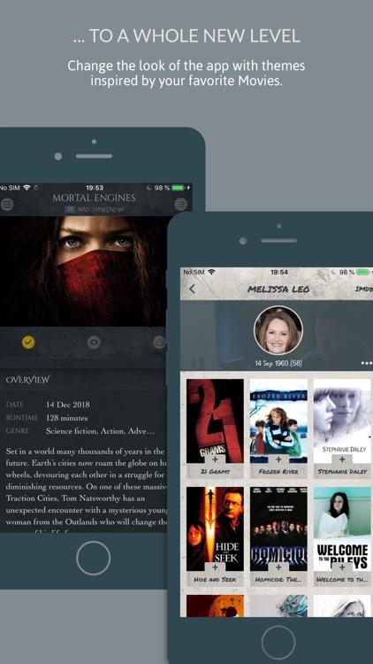iShows Movies powered by Trakt screenshot-4