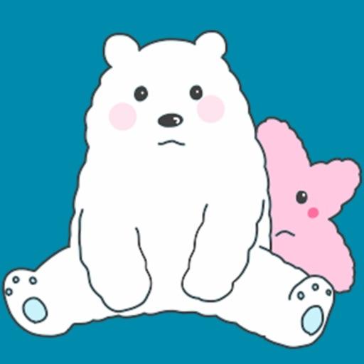 fluffy-white-friends