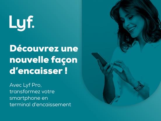 Screenshot #4 pour Lyf Pro Encaissement Mobile