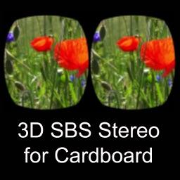 3D SBS Stereo for Cardboard