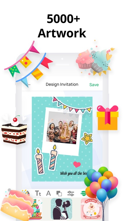 Invitation Maker- Make Invites screenshot-5