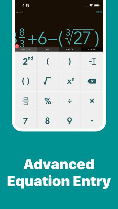 Scientific Calculator + screenshot four