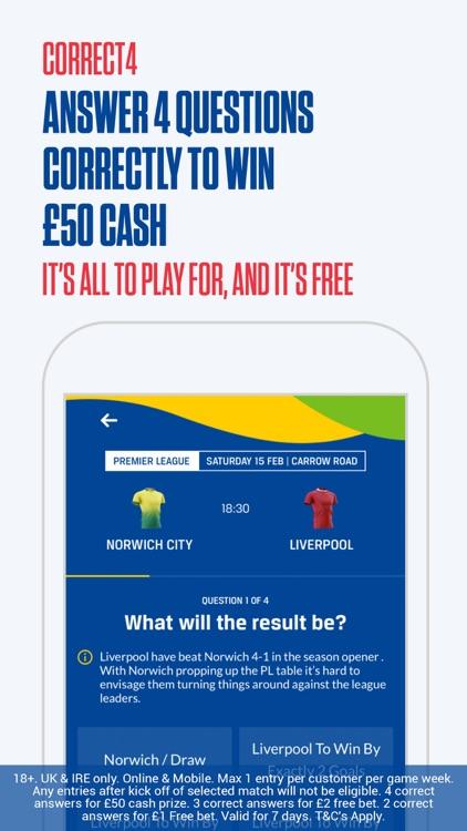 Coral Sports Betting & Casino screenshot-3