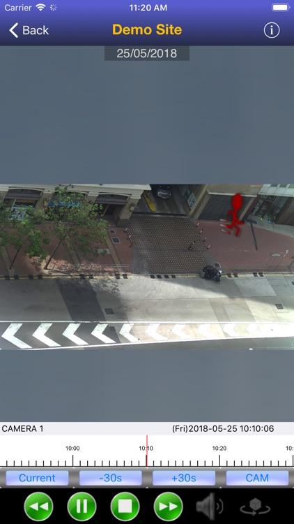 TeleEye iView-HD Lite screenshot-3