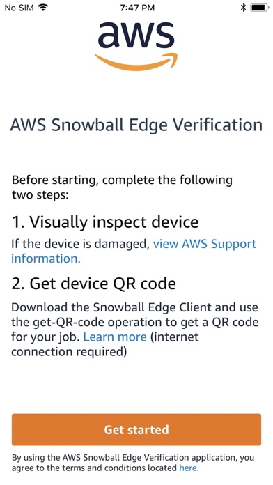 Download AWS Snowball Edge Verification for Pc