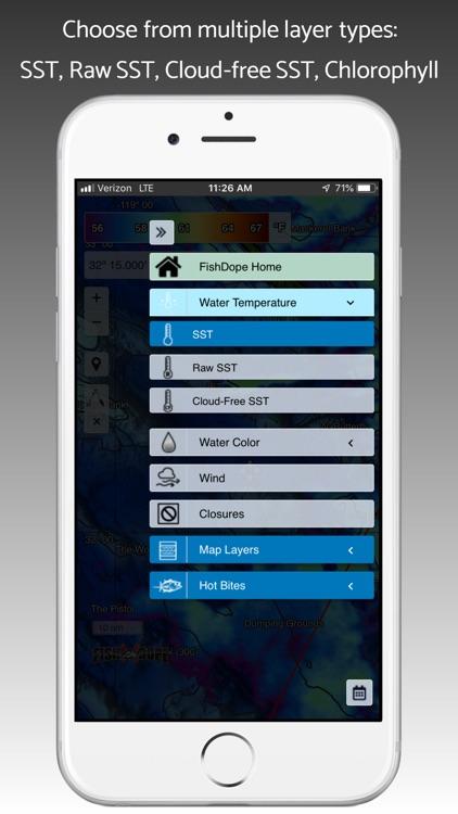 Fishdope Fishing App screenshot-3