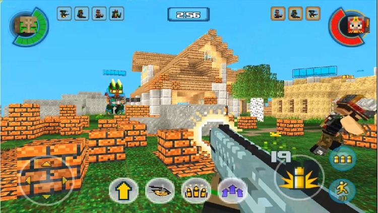 Skyblock Island Survival Game by Aeria Canada Studio Inc