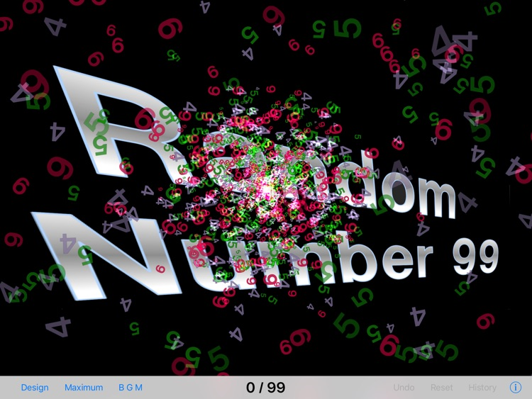 Random Number 99