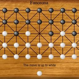 Fanorona for iPad