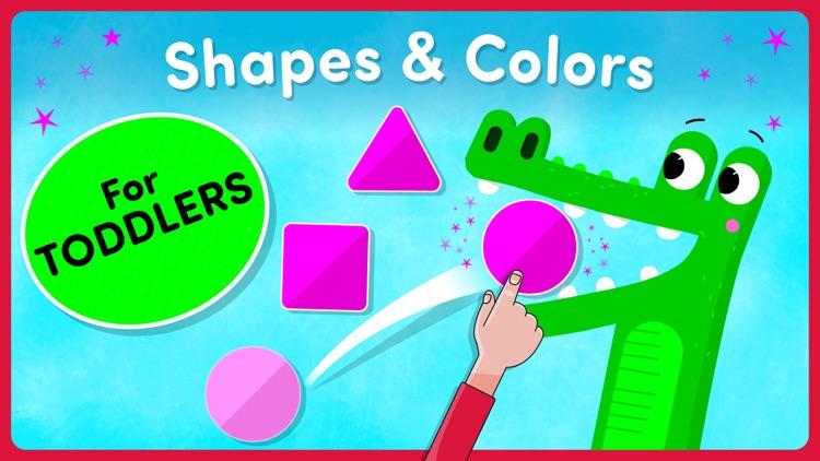 Shape games for kids toddlers screenshot-5