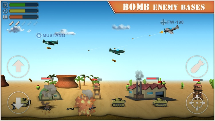 Sky Aces 2 screenshot-2
