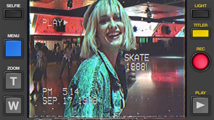Rarevision VHS - Retro 80s Cam