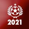 ユーロフットボール2021アイコン