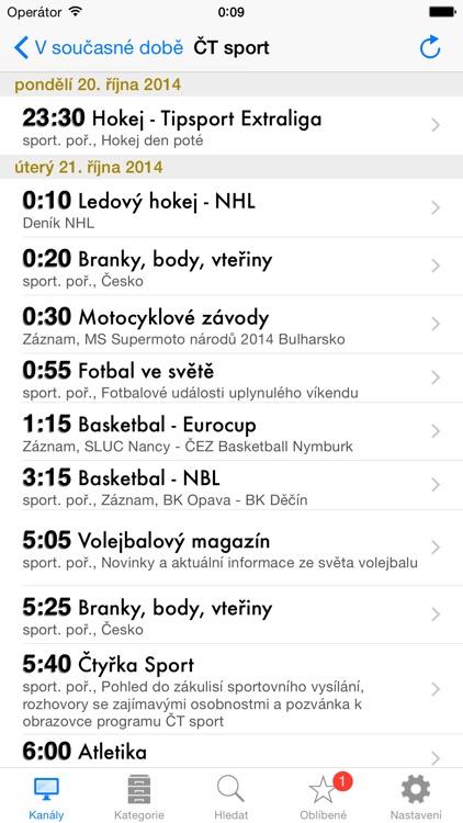 Czech TV+ screenshot-4
