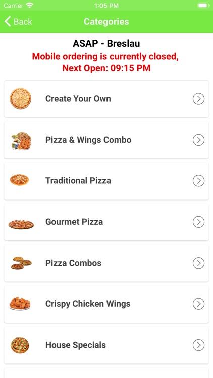 Belisa Pizza screenshot-3