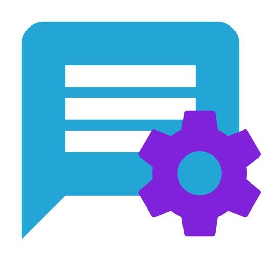 AutoText - Scheduled Message