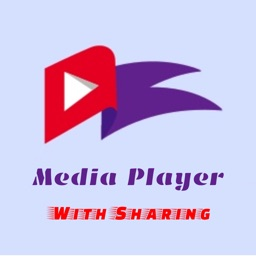 Media Player with File Sharing