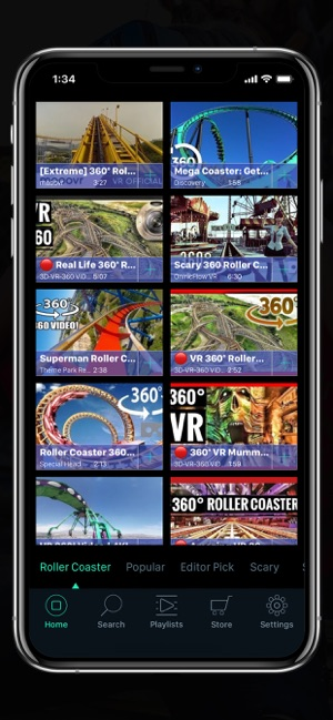 VR - Virtual 360 Video on the App Store