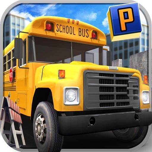 School Bus Simulator Parking