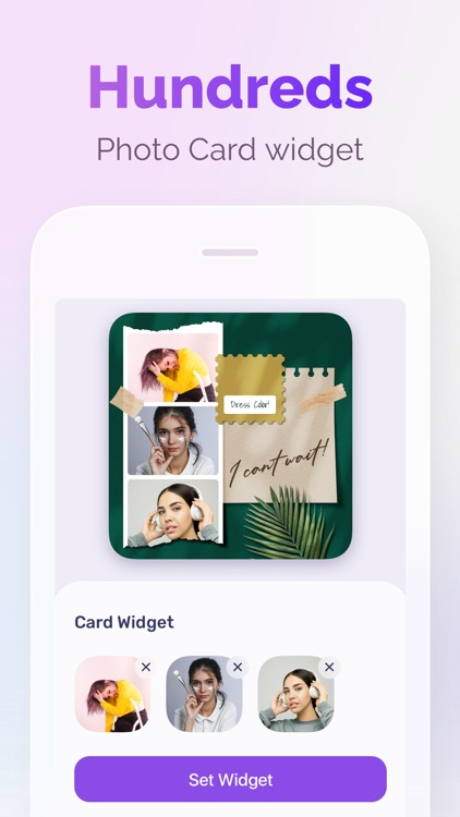 Photo Widget: Photo for Home screenshot-6