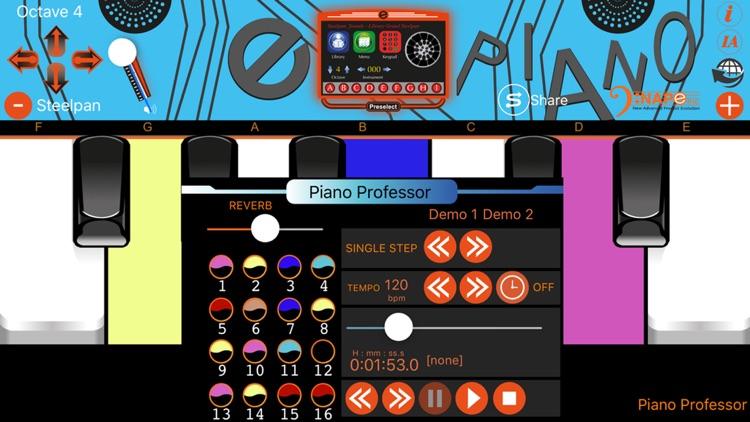 Piano App GOLD screenshot-4
