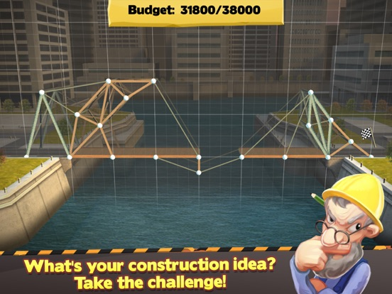 Bridge Constructor IPA Cracked for iOS Free Download