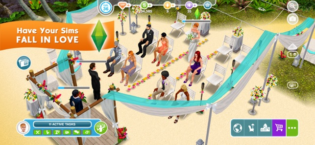 dating sims for mac free
