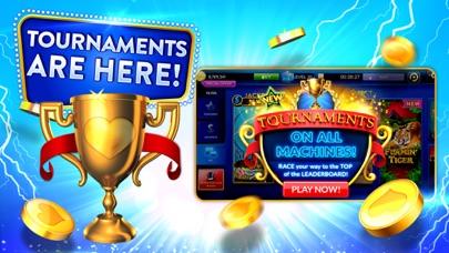 Heart of Vegas Slots-Casino Screenshot