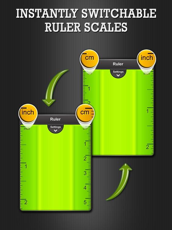 Ruler Pro HD screenshot-4