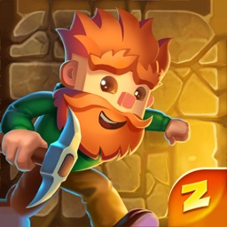 Dig Out!: Gold Miner Adventure