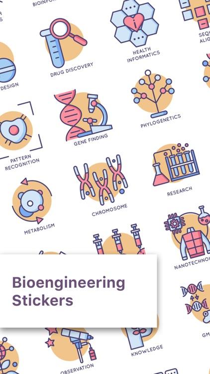 tBioengineering Stickers