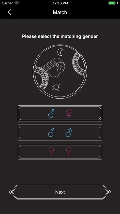 Screenshot for Daily Zodiac Prediction in United States App Store