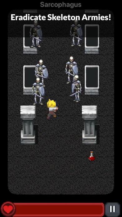 Revenge of the Battle Hunter Screenshot 2