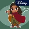 Disney Stickers: Raya