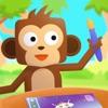 2 歳から 5 歳をとした子供向け・幼児向け動物知育パズル - iPhoneアプリ