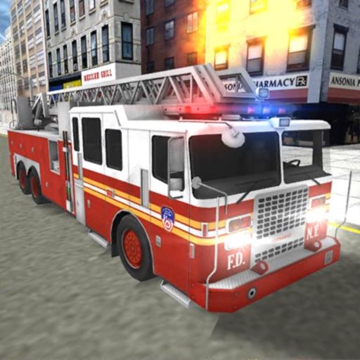 Real Fire Truck Simulator 2021