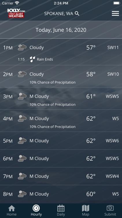 KXLY Weather screenshot-4