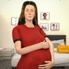 محاكاة رعاية الأم الحامل
