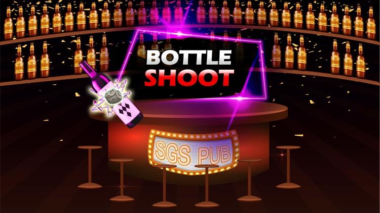 Bottle Shoot Game Forever