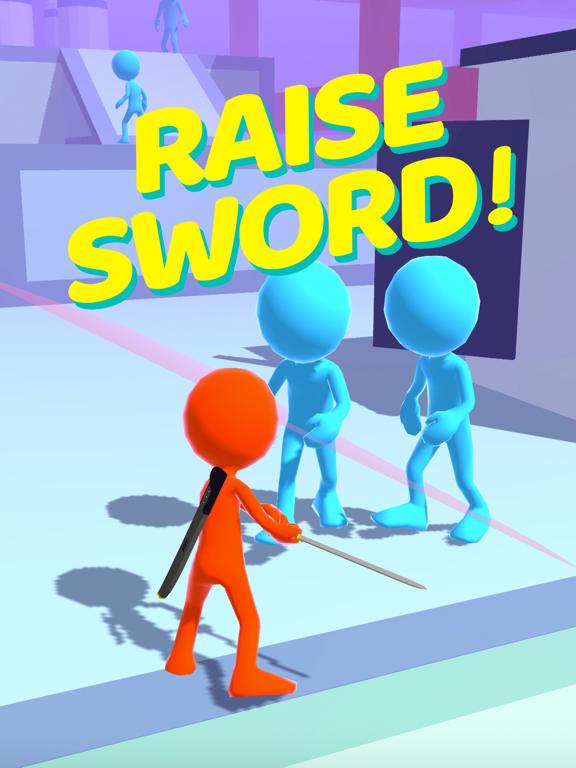 iPad Image of Blade Hero